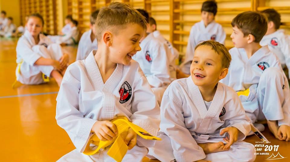 Taekwondo czy aikido?