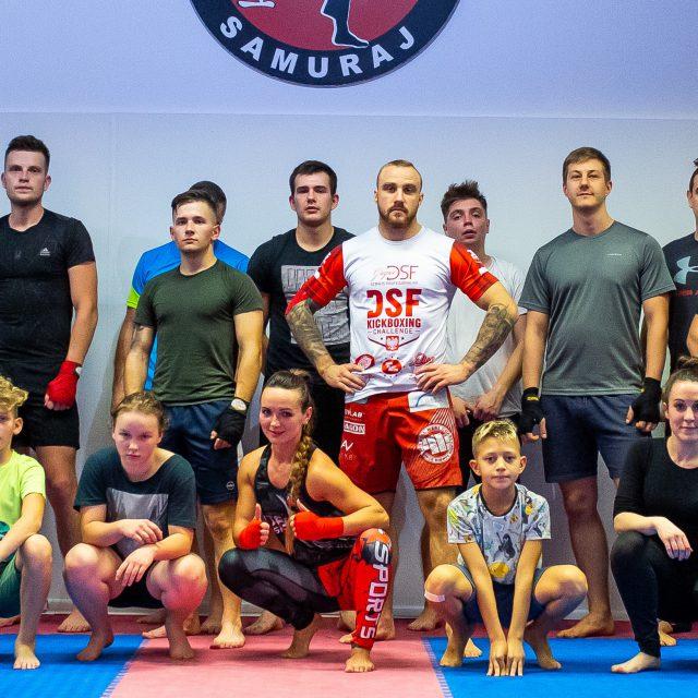 treningi kickboxingu we Wrocławiu K1