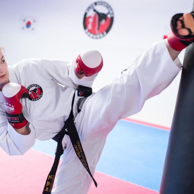 sztuki walki dla młodzieży wrocław