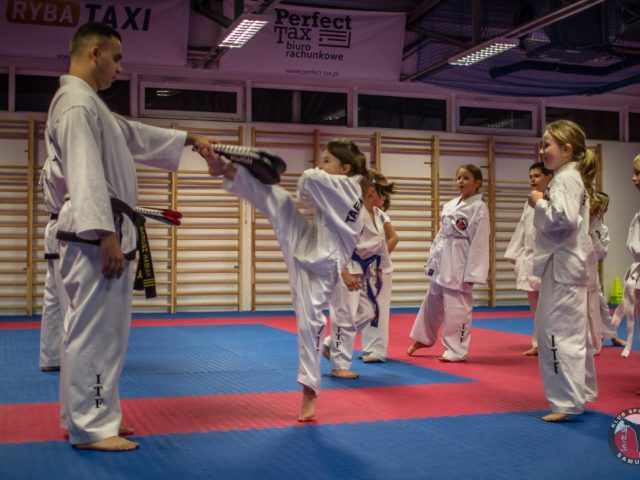 Muay Thai dzieci Wrocławiu