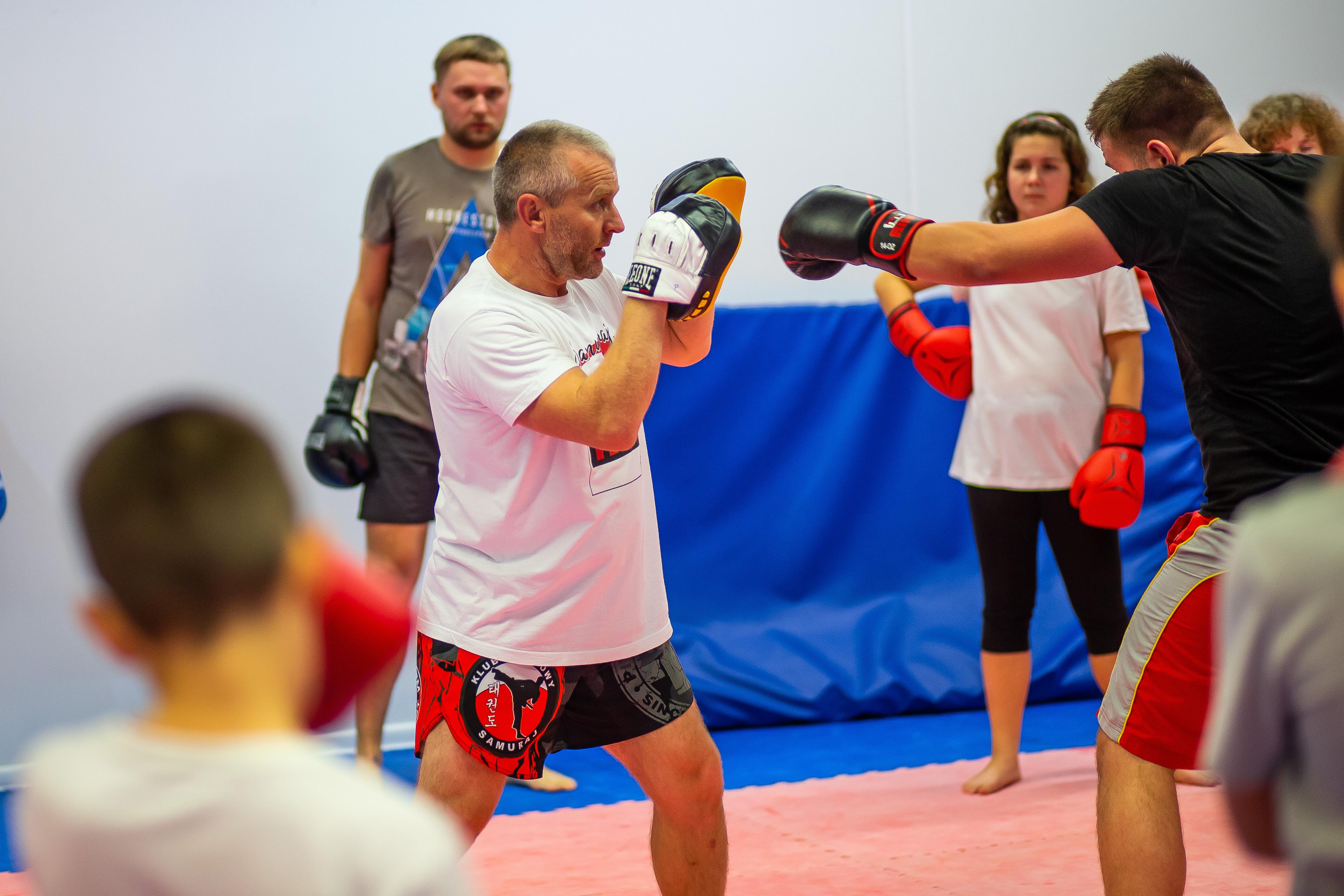 boks dla dzieci, młodzieży i dorosłych we wrocławiu multisport