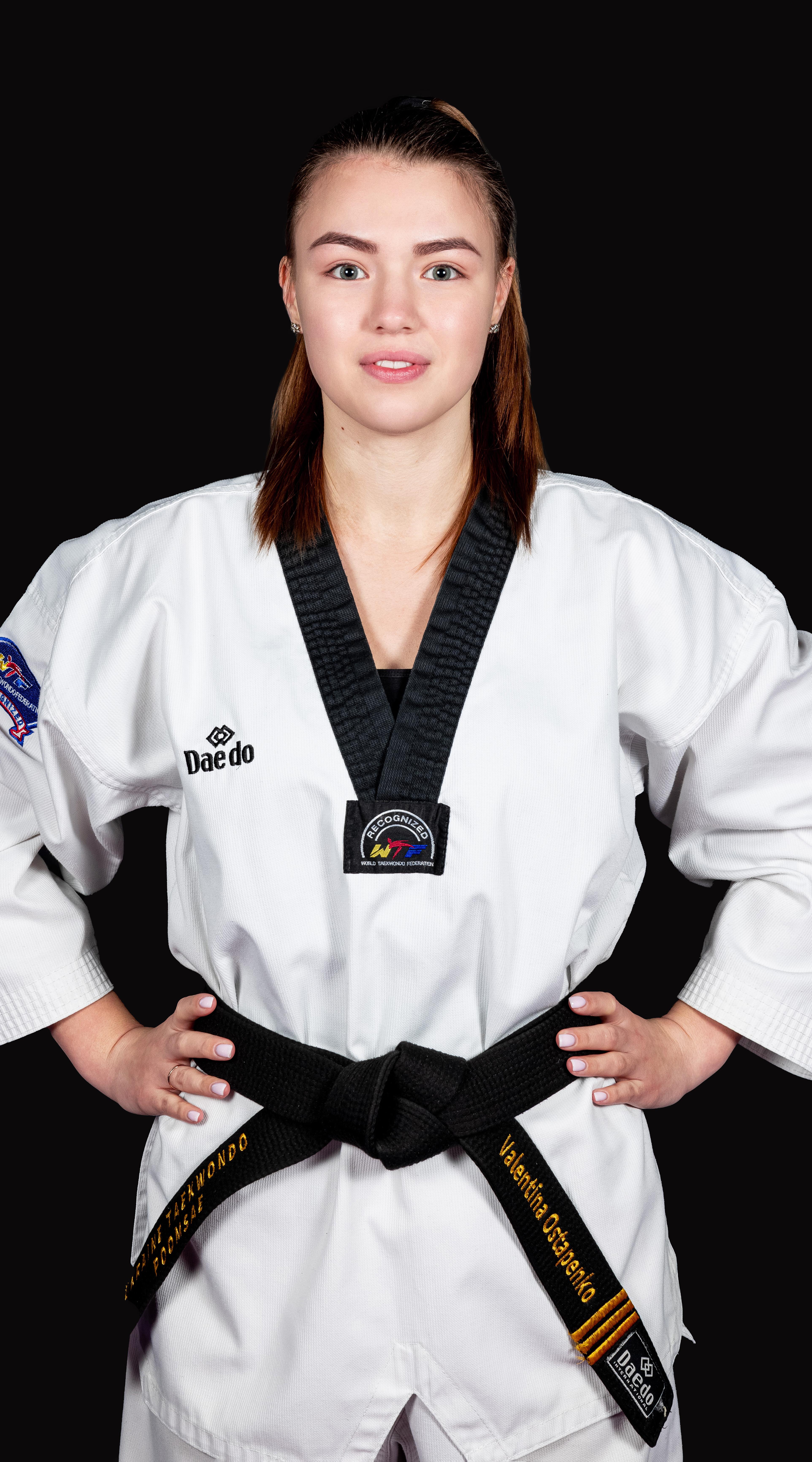 Valentyna Ostapenko